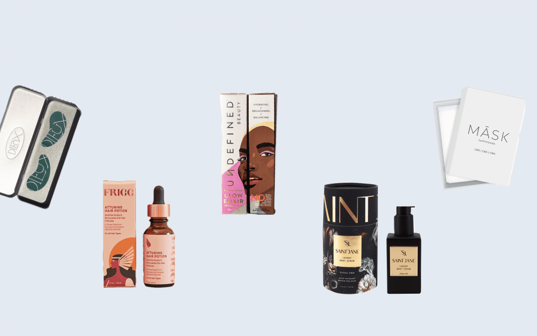 Cannabinoid Beauty Trends (and Brands) That Are Already Winning 2021